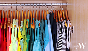 Wardrobe Decluttering Tips